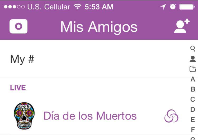 Dia de los Muertos Snapchat Story